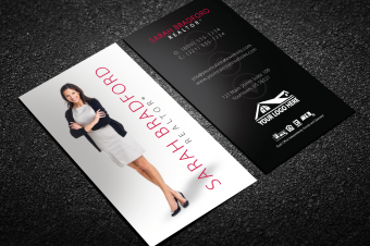 Real Estate Agent Business Cards Free Shipping